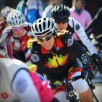 Gabrielle Fisher racing for Amrita at Grants Tomb