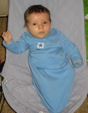 Nina Strika's son J Stewart